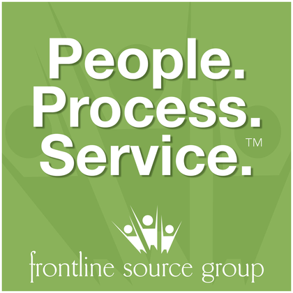 Frontline Source Group People. Process. Service. Staffing Podcast