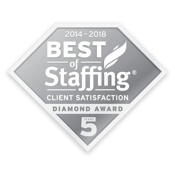 Frontline Source Group Best Staffing Agency 5 Diamond 2018